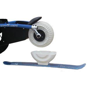 front ski hippocampe