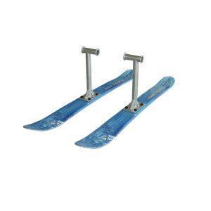 rear ski set